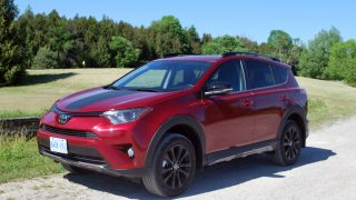 Review: 2018 Toyota RAV4 AWD XLE
