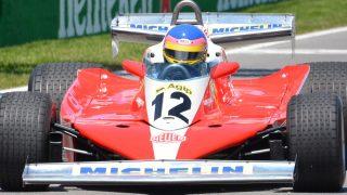 TrackWorthy - 1978 Gilles Villeneuve Ferrari 312T3 driven by Jacques Villeneuve (19)