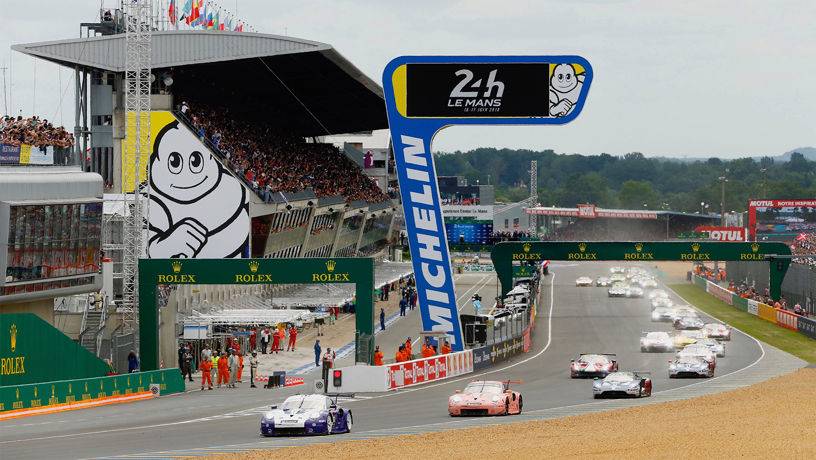 TrackWorthy - 2018 24 Hours of Le Mans (2)
