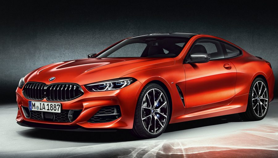 TrackWorthy - BMW 8 Series Coupe with optional carbon package (1)
