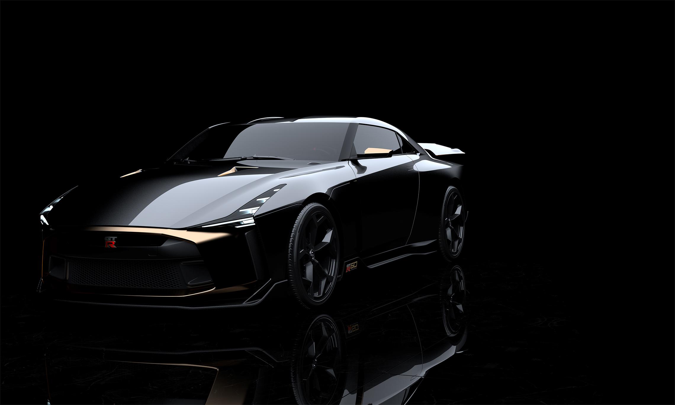 TrackWorthy - Nissan GT-R50 by Italdesign (1)