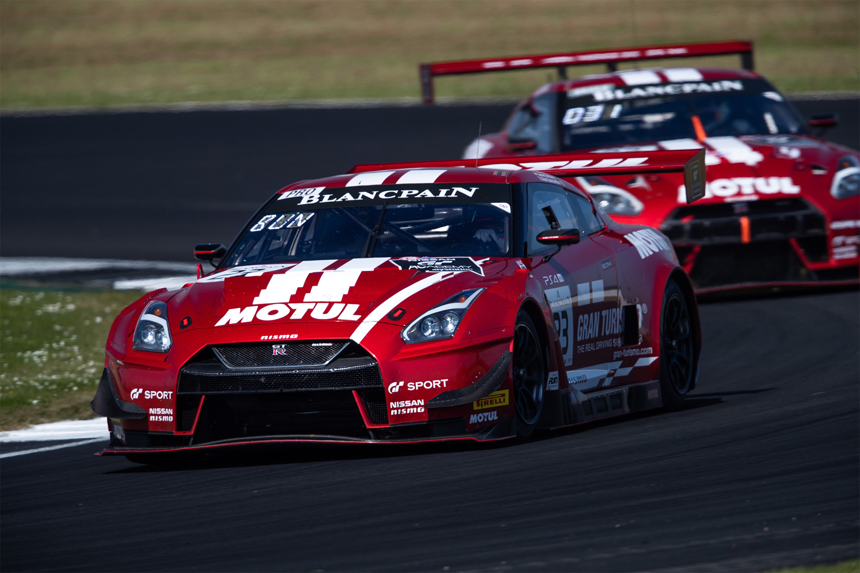 TrackWorthy - Nissan Gran Turismo gamers (3)