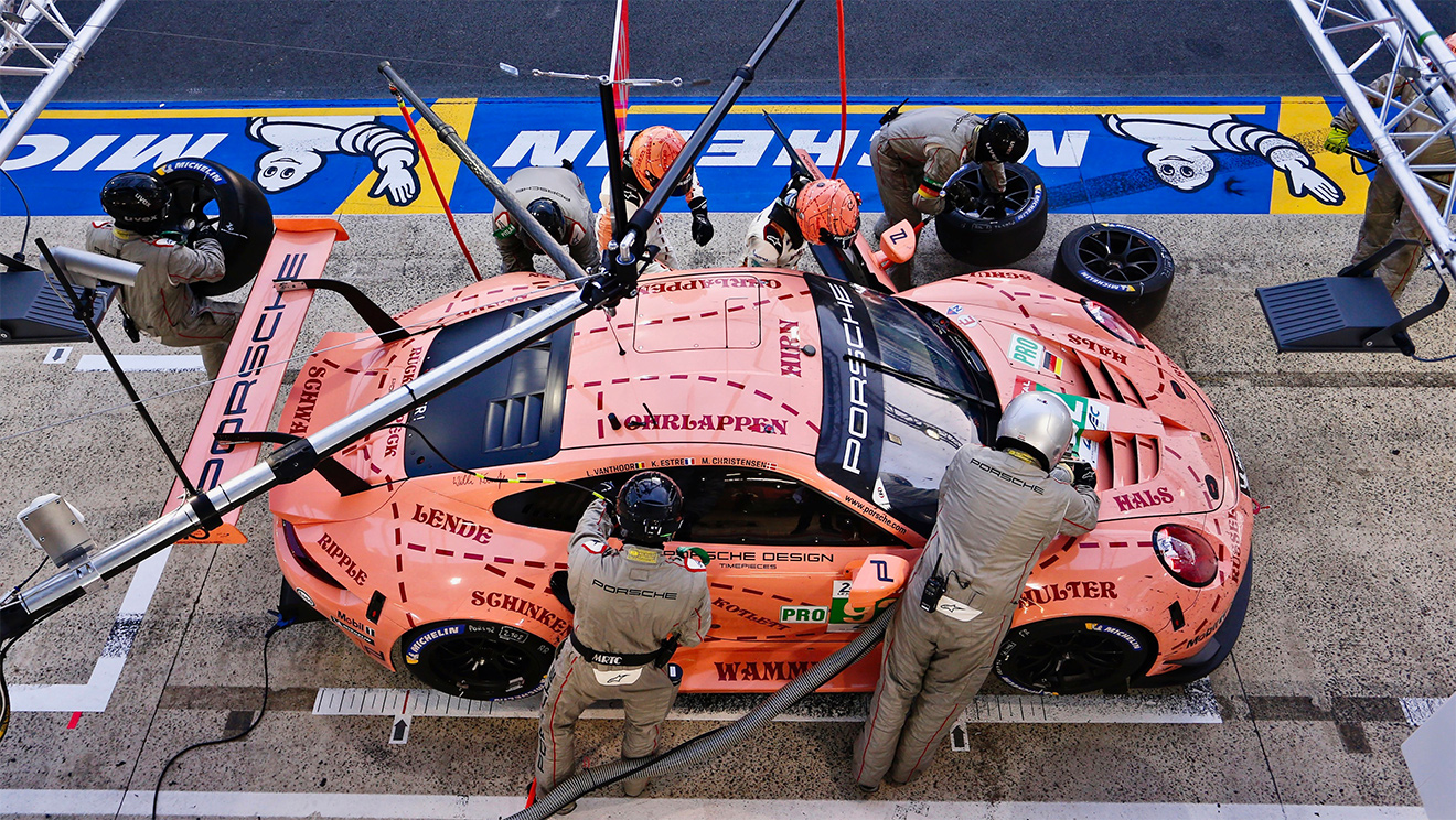 TrackWorthy - No. 92 Porsche 911 RSR (5)