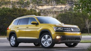 """VW Atlas earns """"Good"""" Safety Rating"""