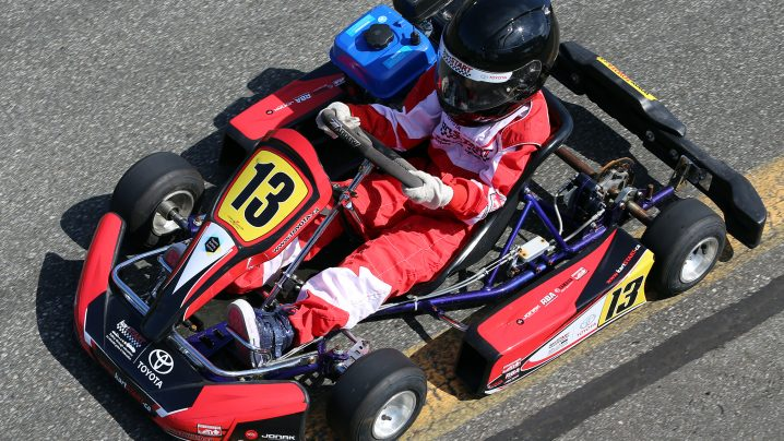 kartSTART Teaches Kids How to Drive