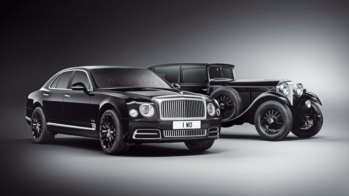 Bentley Mulsanne WO edition