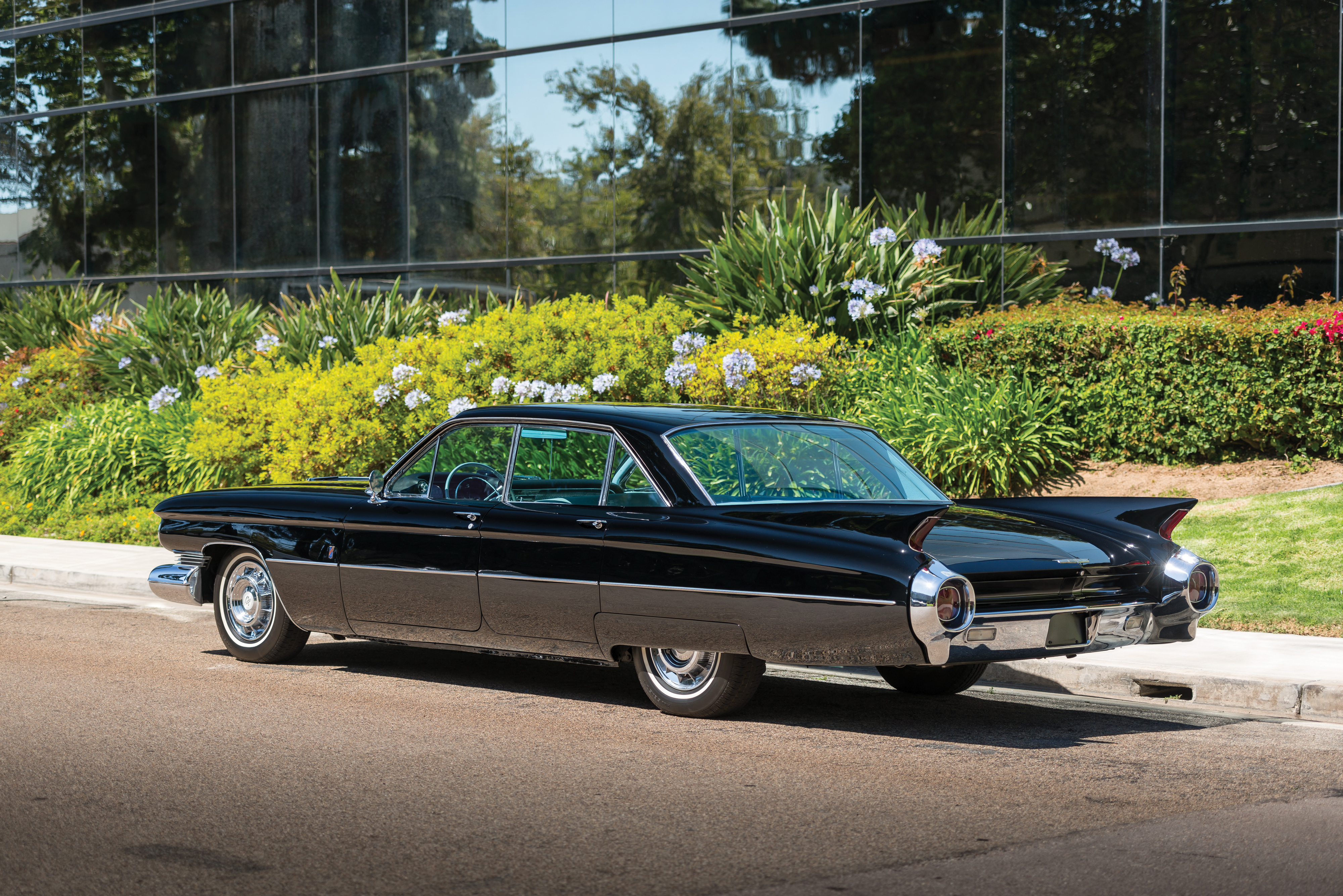 This is the Restrained 1959 Italian Cadillac – WHEELS ca