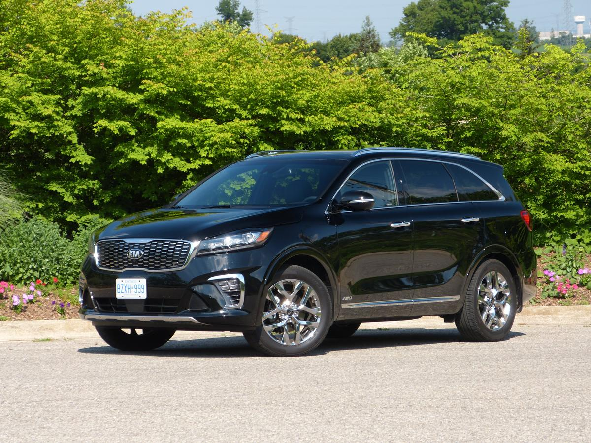 Review: 2019 Kia Sorento