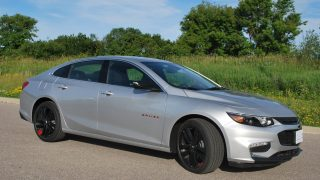 Review 2018 Chevrolet Malibu LT