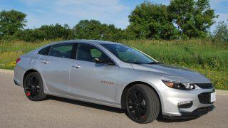 Review 2018 Chevrolet Malibu LT