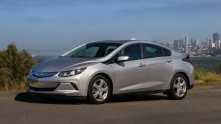 Chevy Volt now Charges Faster