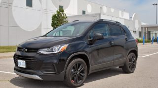 Review: 2018 Chevrolet Trax LT AWD