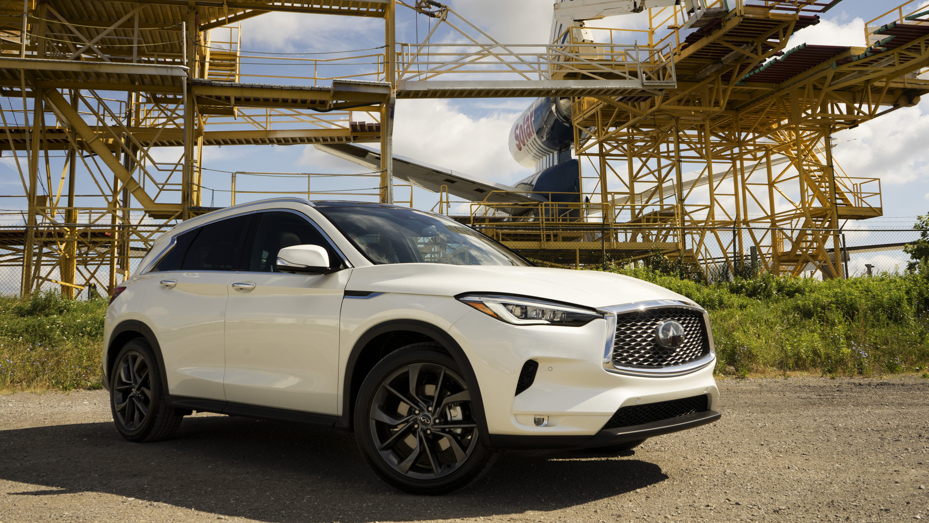 First Drive 2019 Infiniti Qx50 Wheels Ca