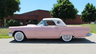 Eye Candy 1957 Ford Thunderbird