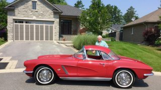Eye Candy 1962 Chevrolet Corvette