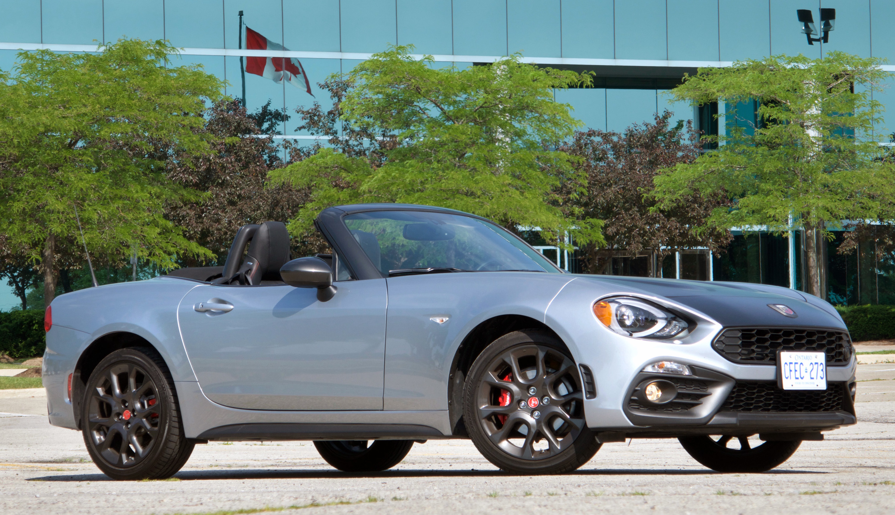 Review 2018 Fiat 124 Spider Abarth Wheels Ca