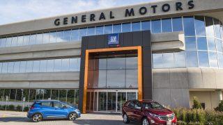 GM Canada Sales