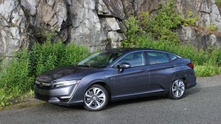 He Said/She Said 2018 Honda Clarity