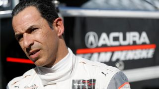 Helio castroneves acura