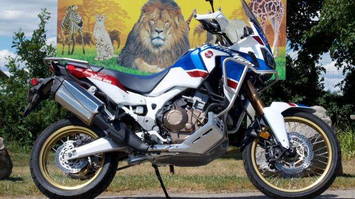 Review 2018 Honda CRF1000L2 Africa Twin Adventure Sports