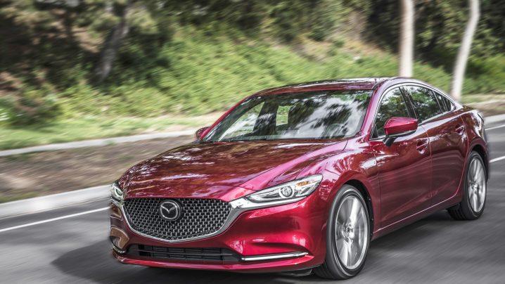 Mazda6 Top Safety Pick