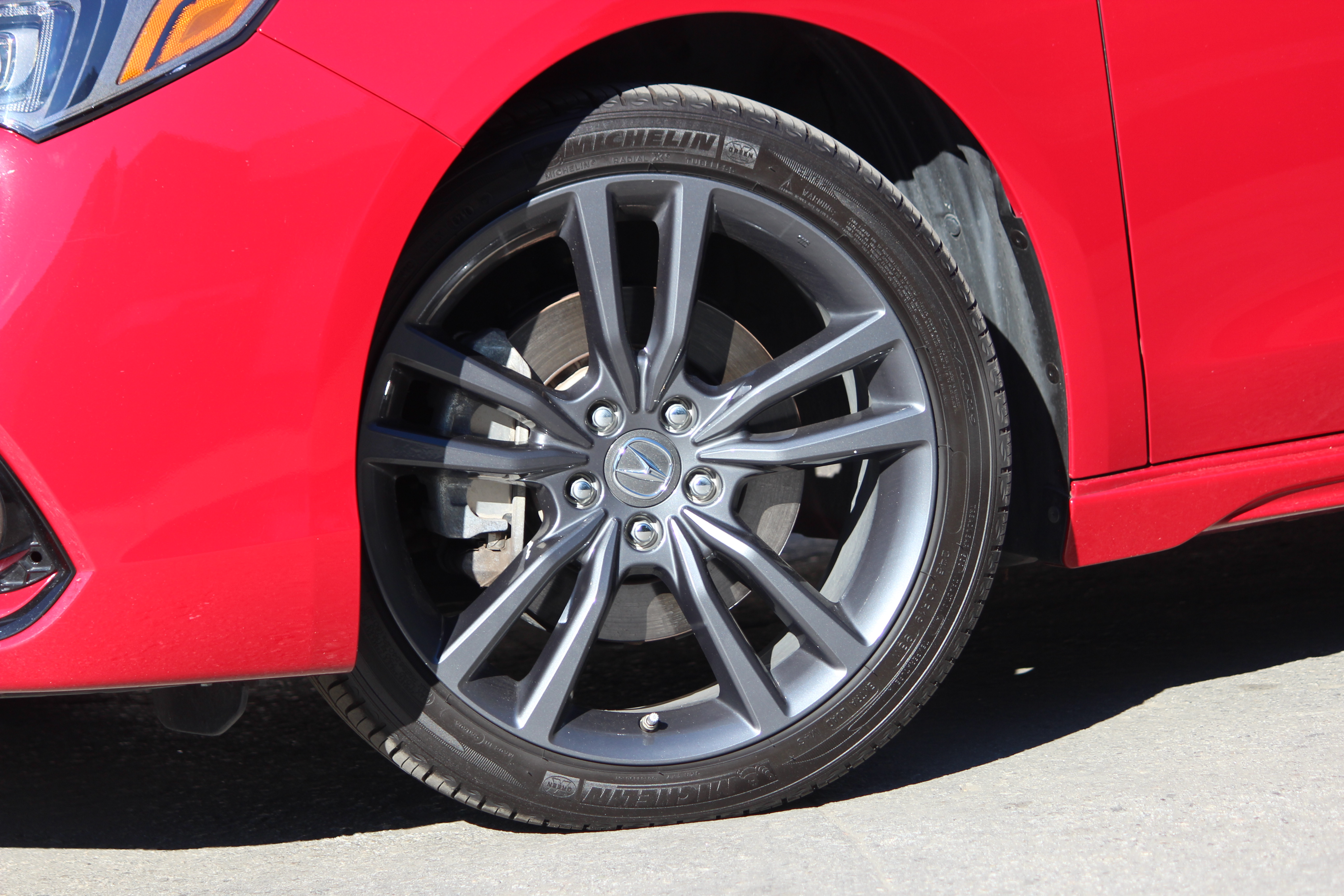 Review Acura TLX SHAWD ASpec WHEELSca - Tires for 2018 acura tl