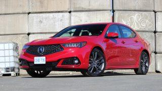 Review 2018 Acura TLX SH-AWD Elite A-Spec