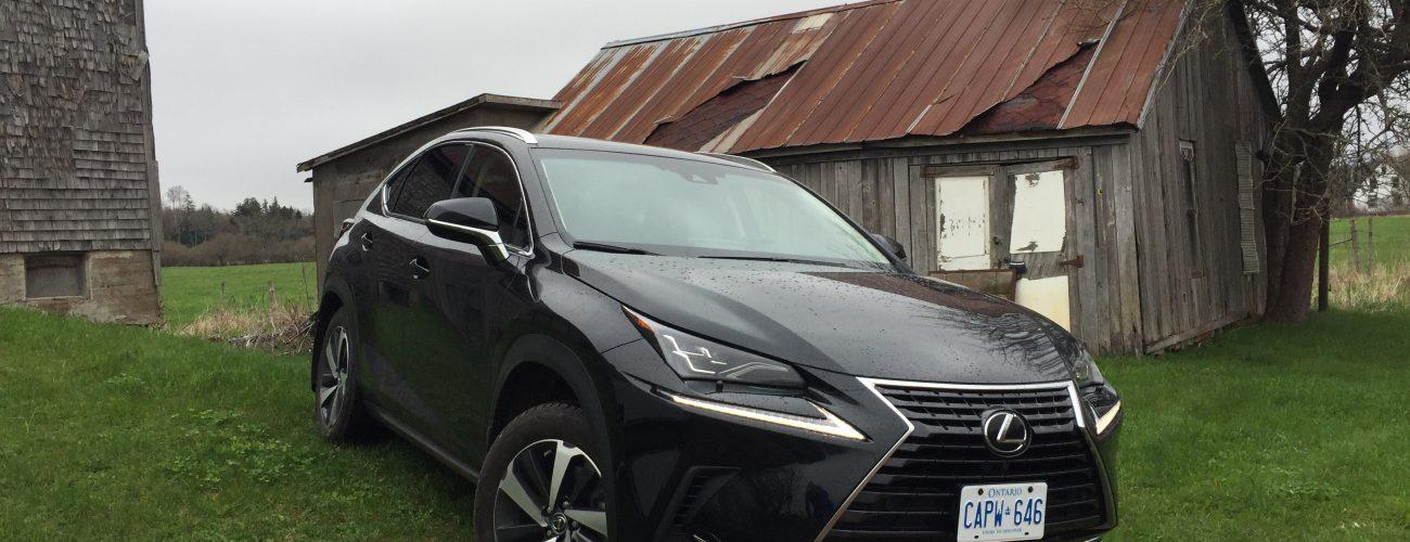 Review 2018 Lexus NX 300