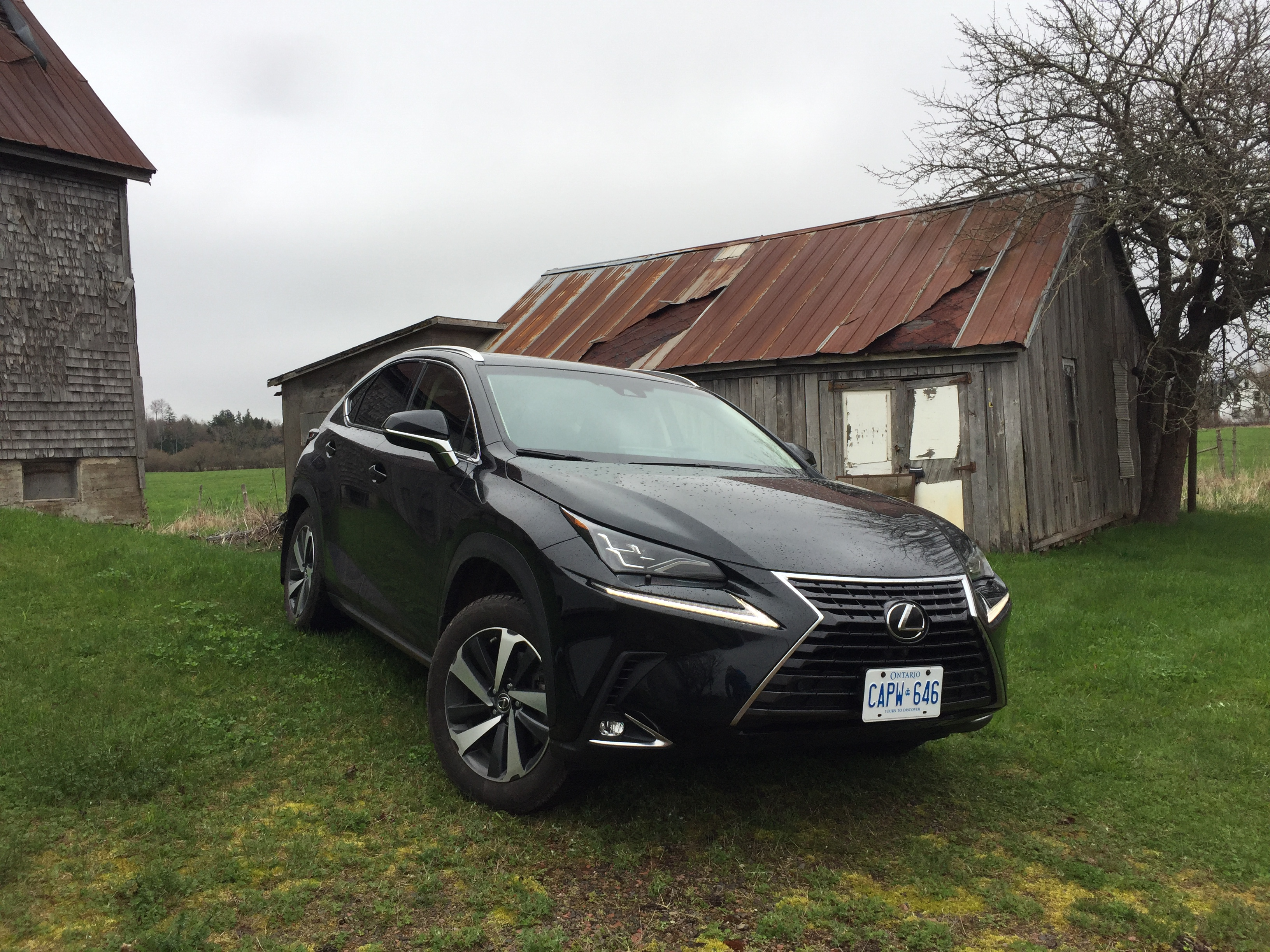 Review 2018 Lexus NX 300