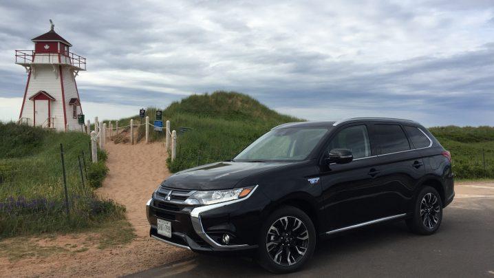 Review 2018 Mitsubishi Outlander PHEV