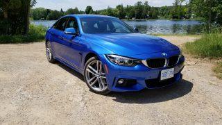 Review 2019 BMW 4 Series Gran Coupé