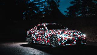 Toyota Supra prototype