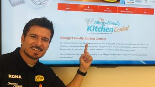 alex tagliani kitchen contest
