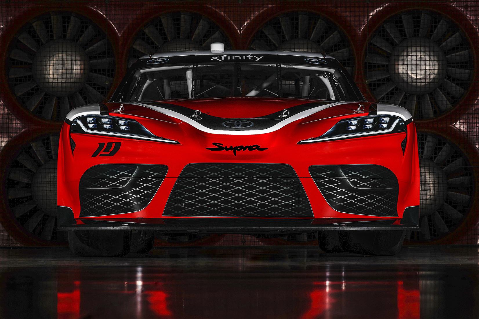 TrackWorthy - 2019 NASCAR Xfinity Series Toyota Supra (2)