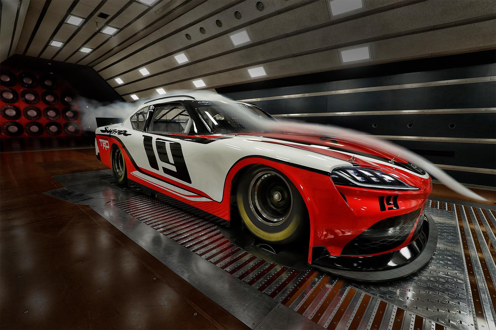 TrackWorthy - 2019 NASCAR Xfinity Series Toyota Supra (3)