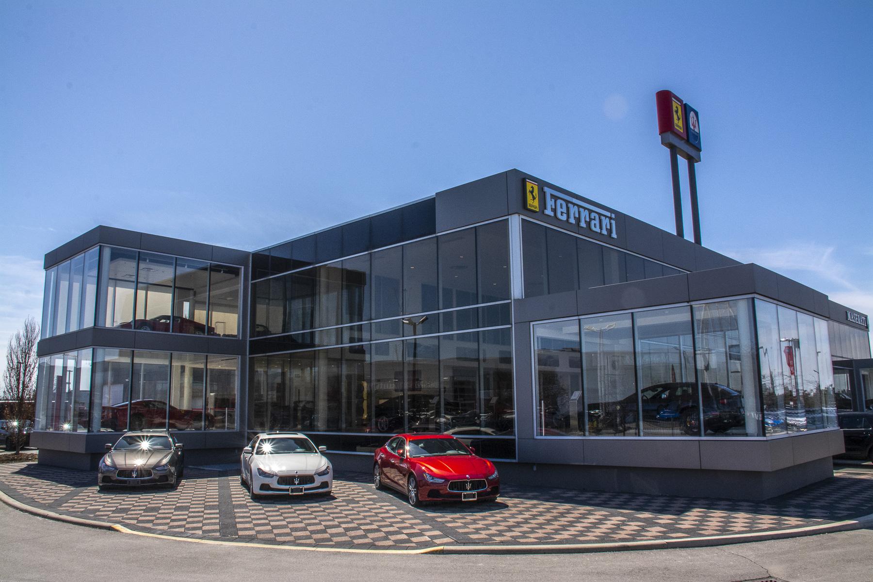 TrackWorthy - Ferrari of Ontario