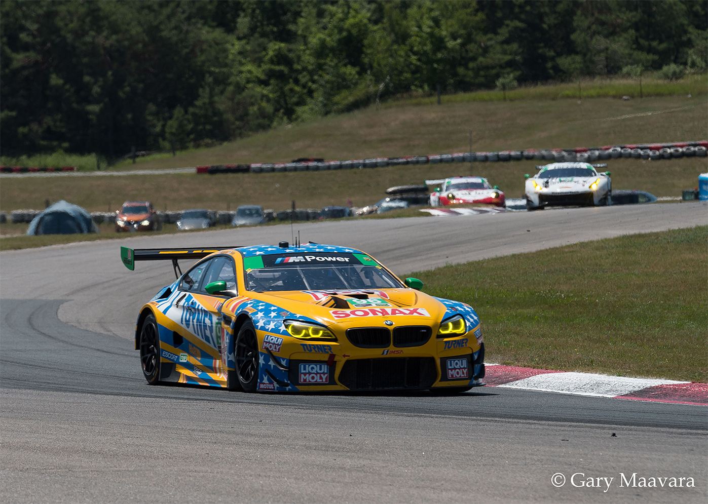 TrackWorthy - Mobil 1_Race_#96_BMW M6_Turner Motorsports_Turn 9