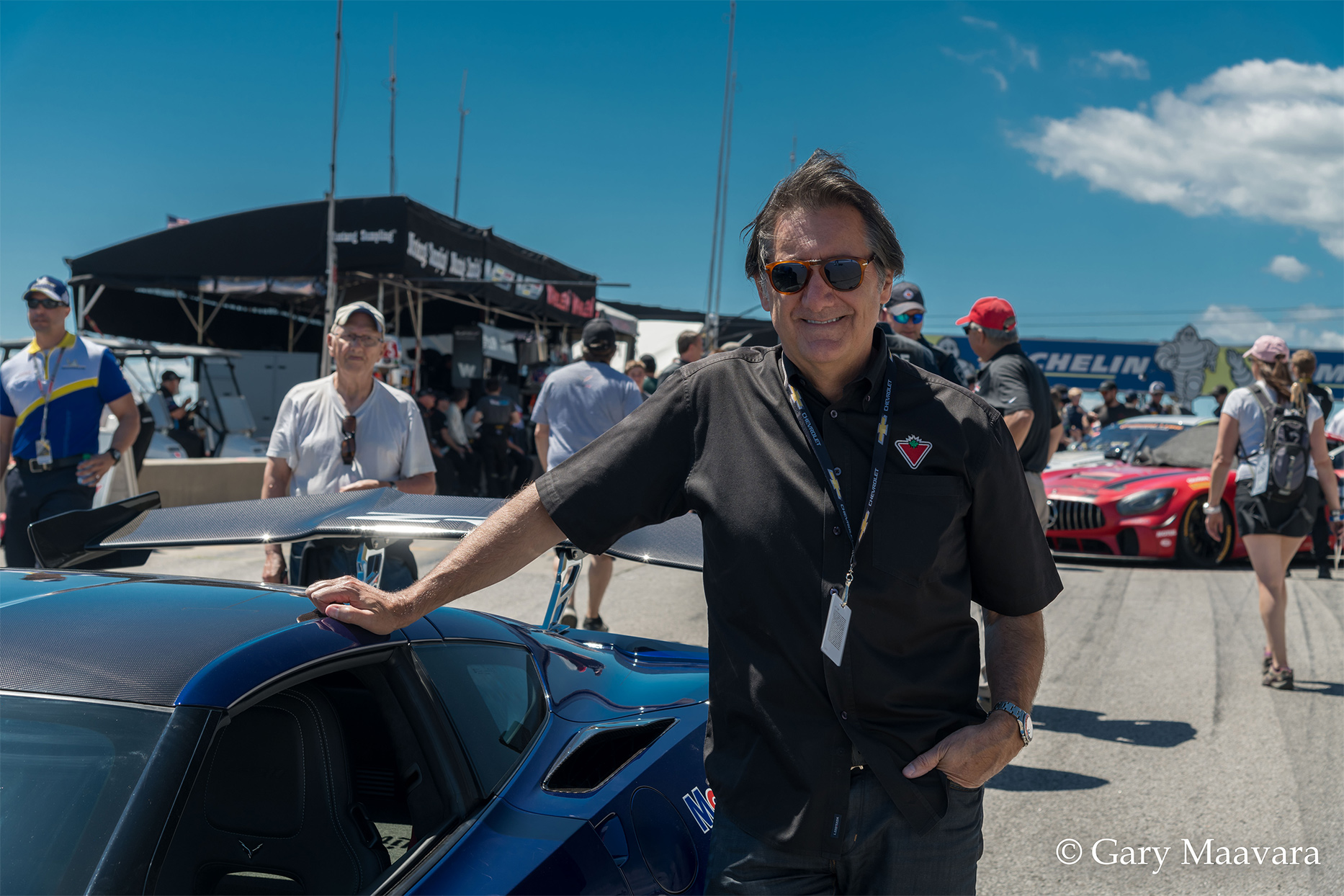 TrackWorthy - Ron Fellows_Canadian Tire Motorsports Park