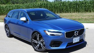 Review 2018 Volvo V90 T6 AWD