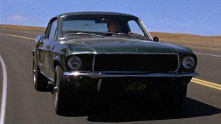 Lost Bullitt Mustang