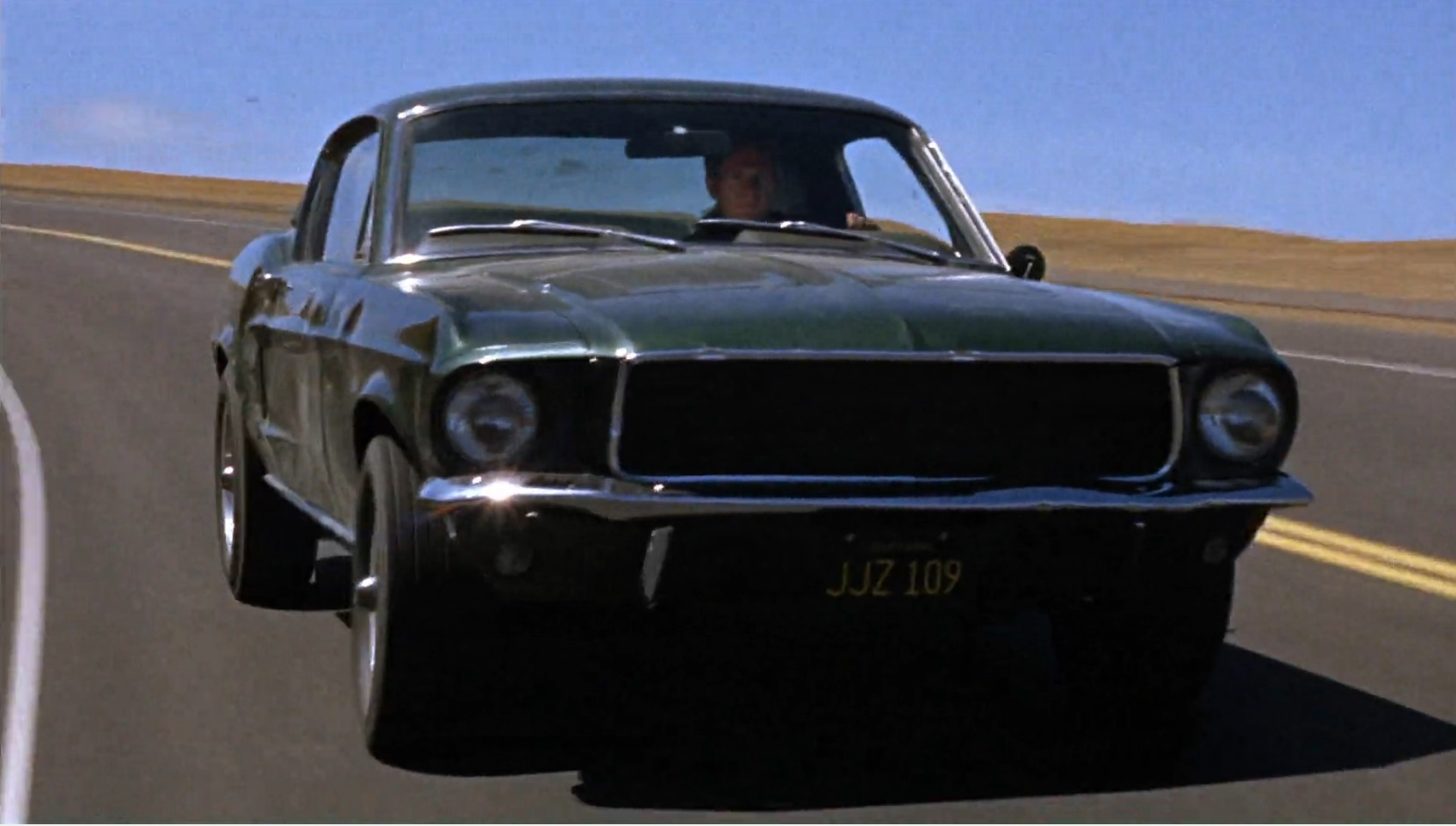 How The Lost Bullitt Mustang Was Almost Turned Into Eleanor Wheels Ca