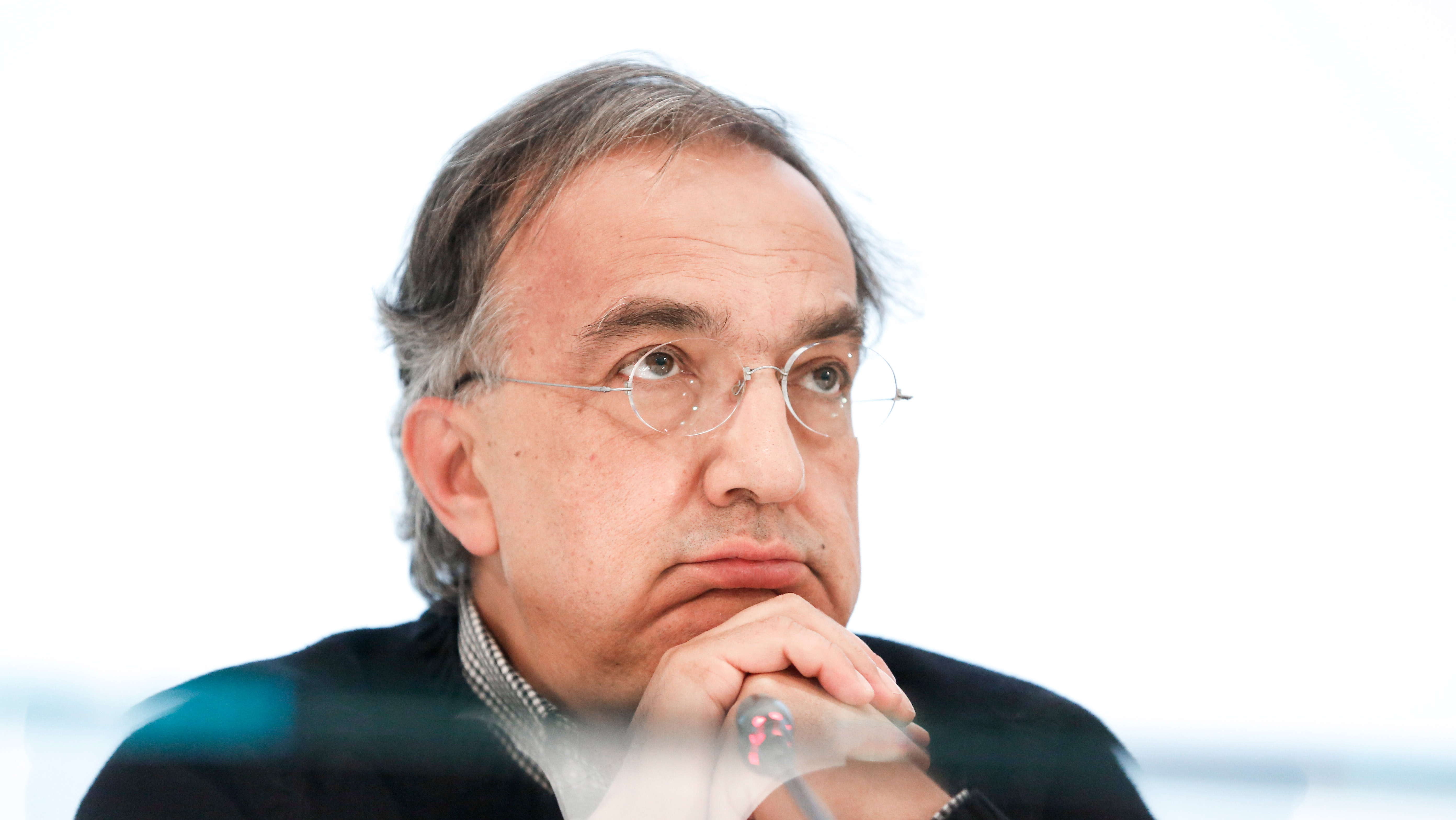 sergio marchionne death