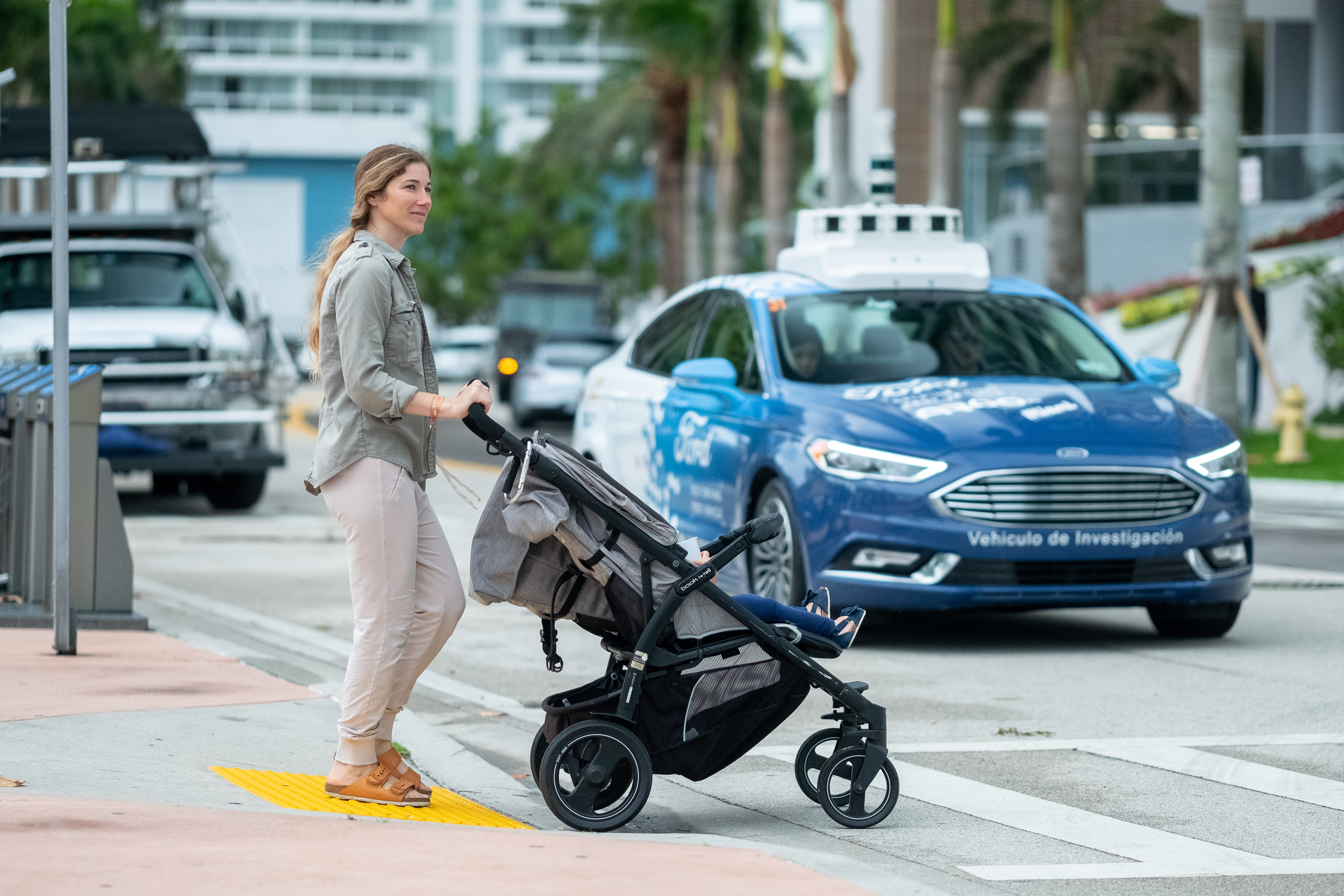 Ford Releases Safety Assessment Report on Autonomous Vehicles