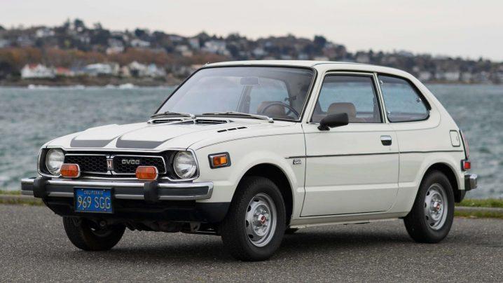 1977 Honda Civic CVCC