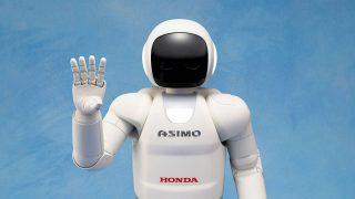 Honda's humanoid robot ASIMO