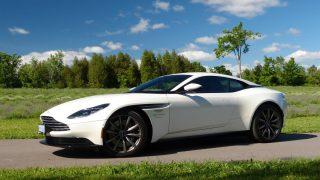 Review 2018 Aston Martin DB11 V8