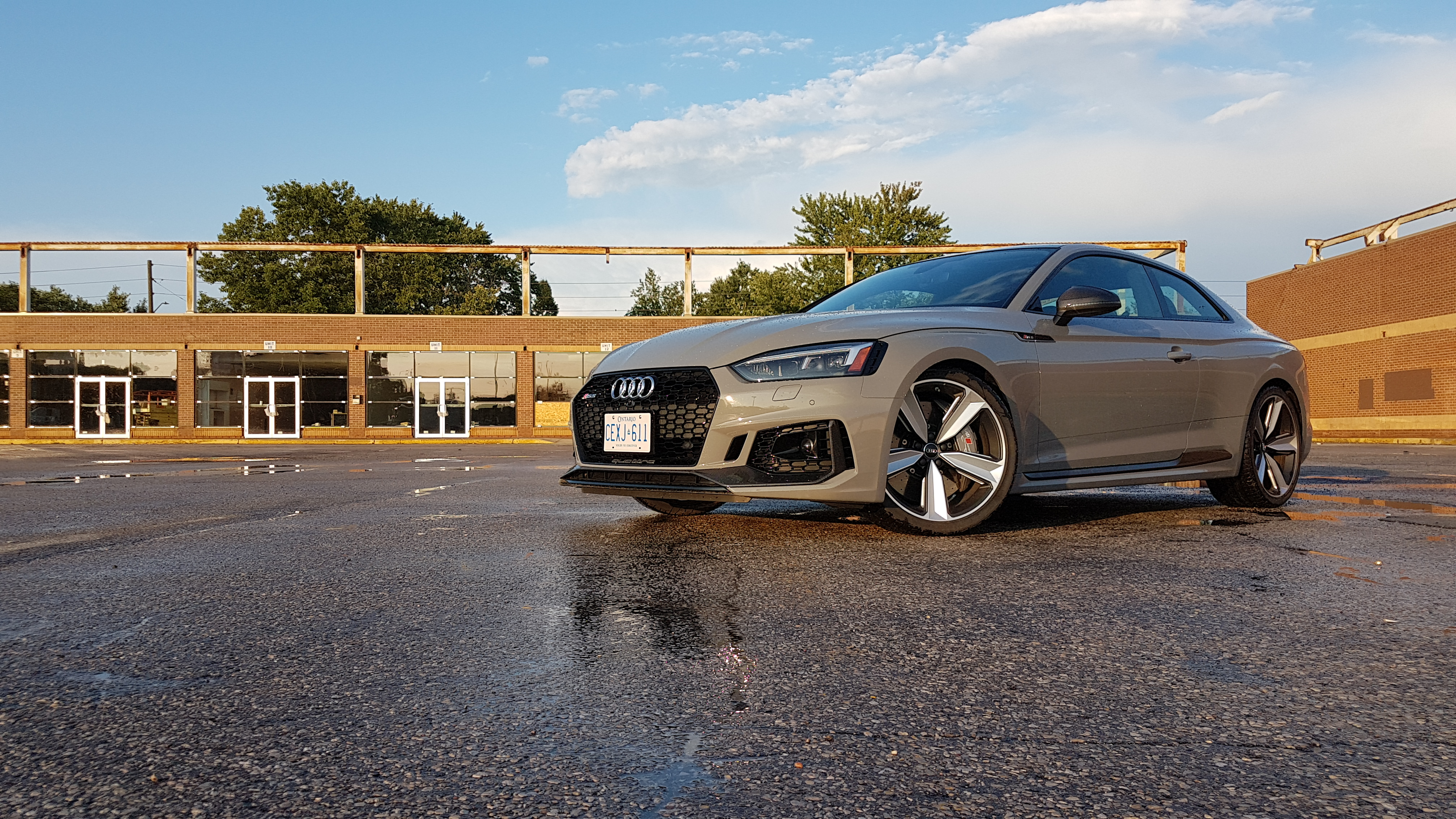 Review 2018 Audi Rs 5 Coupe Wheels Ca