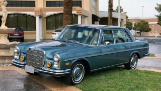 1971 280 SEL