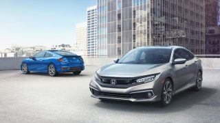 2019 Civic Sedan and Coupe