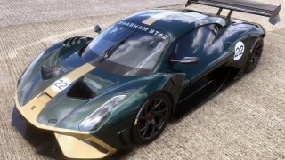 The North American debut of Brabham BT62